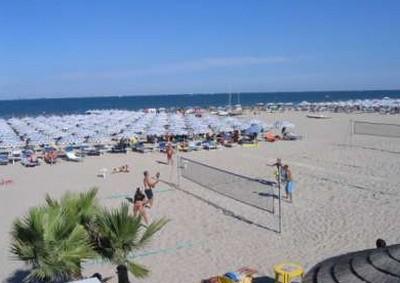 Spiaggia marina romea di ravenna qspiagge - Bagno sirenetta marina romea ...