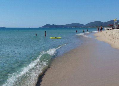 Spiaggia piscina rei di muravera qspiagge - Spiaggia piscina rei ...
