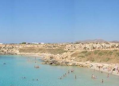 Cala azzurra di favignana qspiagge for Culla azzurra