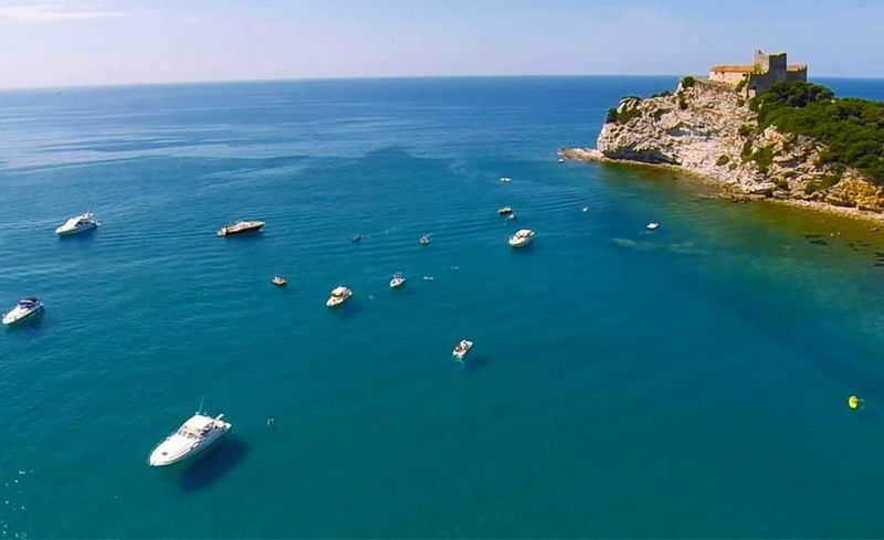 Spiaggia delle rocchette di castiglione della pescaia for Ristorante da antonietta castiglione della pescaia