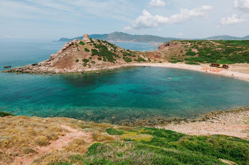 Matrimonio Spiaggia Alghero : Spiaggia porticciolo di alghero qspiagge