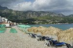 Spiaggia Kokkari di Samos