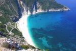Spiaggia Myrtos di Cefalonia