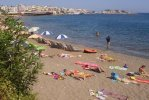 Spiaggia Analipsi di Creta