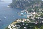 Spiaggia Marina Grande di Capri