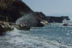 Spiaggia Geropotamos di Creta