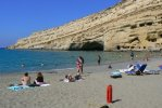 Spiaggia Matala di Creta