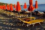 Spiaggia Makris Gialos di Cefalonia