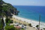 Spiaggia Tsabou di Samos