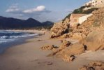 Spiaggia Porto Paglia di Gonnesa
