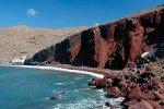Spiaggia Rossa di Santorini