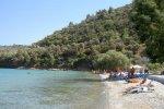 Spiaggia Kerveli di Samos