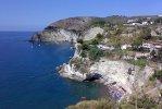 Spiaggia Cava Grado di Ischia
