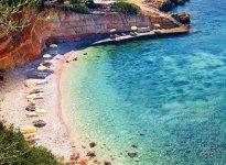 Spiaggia Marpunta di Alonissos