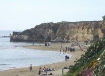 Spiaggia Grotte di Nerone di Anzio