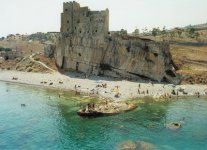 Spiaggia di Roseto Capo Spulico