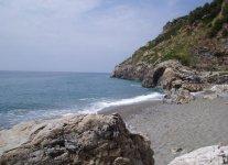 Spiaggia Cittadella del Capo di Bonifati
