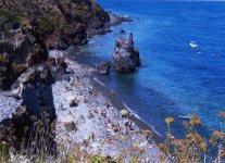 Spiaggia dello Scario di Salina