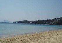 Spiaggia Vromolimnos di Skiathos