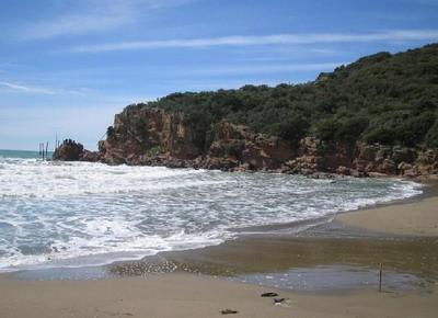 Spiaggia delle rocchette di castiglione della pescaia - Bagno rocchette ...