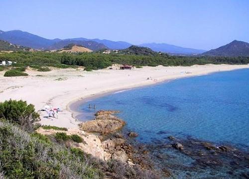 Spiaggia costa rei di muravera qspiagge - Spiaggia piscina rei ...