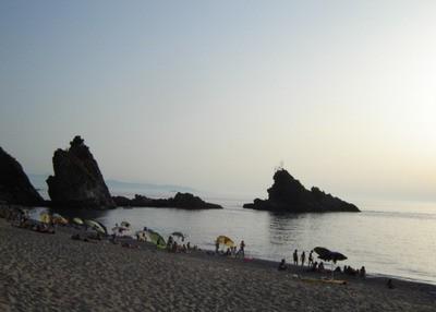 Spiaggia Della Tonnara Di Palmi Qspiagge