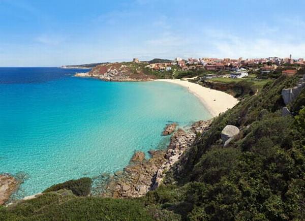 Spiaggia rena bianca di santa teresa di gallura qspiagge for Santa teresa di gallura