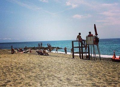 Spiaggia di Levante Pietra Ligure - QSpiagge
