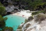 Playa Macarelleta di Minorca