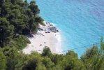 Spiaggia Kastani di Skopelos