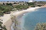 Spiaggia Glifa di Paros