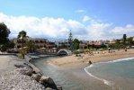 Spiaggia Kalyves di Creta