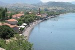 Spiaggia Molyvos di Lesbo