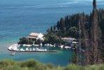 Spiaggia Kouloura di Corfù
