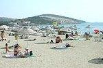 Kustur beach di Kusadasi
