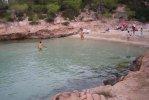 Cala Gracioneta di Ibiza