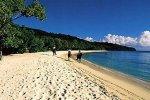 Lagoon Bay Beach di Mustique
