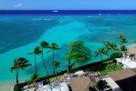 Spiaggia Halekulani di O'ahu.jpg
