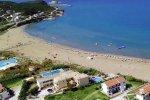 Spiaggia Agios Stefanos di Corfù