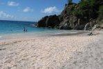 Shell Beach di San Barth