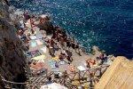 Spiaggia Gradola di Capri