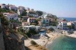 Spiaggia Armenistis di Ikaria