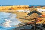 Spiaggia Koumbara di Ios