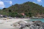 Corossol Beach di San Barth