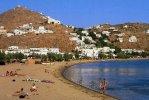 Spiaggia Yialos di Ios