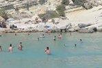 Spiaggia di Mikri Amopi Karpathos
