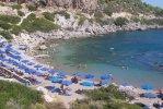 Spiaggia Ladiko di Rodi
