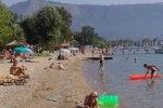 Spiaggia Dasia di Corfù