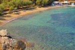 Spiaggia Gialiskari di Corfù