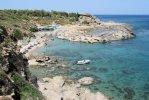Spiaggia Kalithea di Rodi